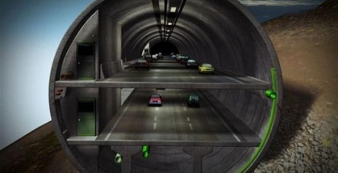 '3 Katlı Büyük İstanbul Tüneli' ihalesi yarın yapılacak