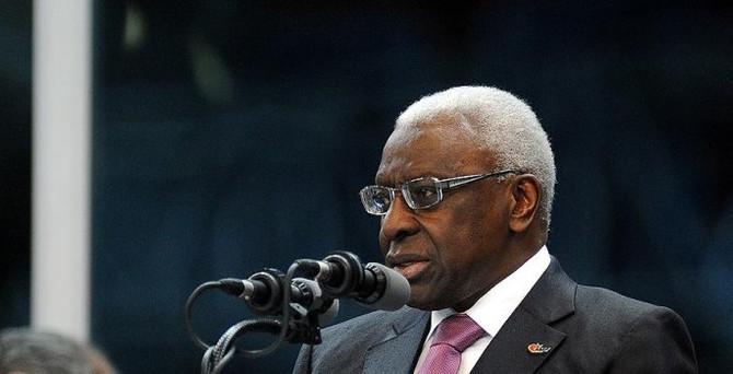 Eski IAAF Başkanı Diack'a soruşturma
