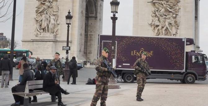 Fransa'da bir terör saldırısı engellendi
