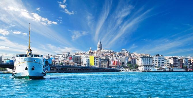 İstanbul dünyada en riskli 7'nci kent