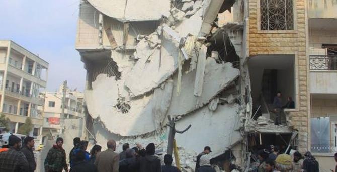 'Rus saldırılarında 200 sivil öldü'