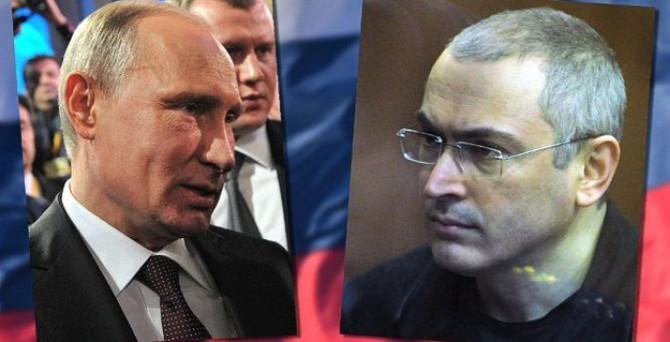Rus oligark Hodorkovski'ye gıyaben tutuklama