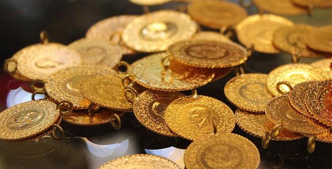 Altının 2015'teki kaybı yüzde 11'i geçti