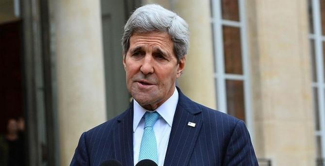 Kerry tarihe geçti