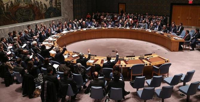 BMGK oybirliğiyle Libya'ya destek verdi