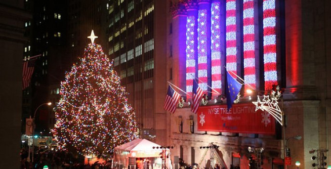 Küresel piyasalarda Noel arası