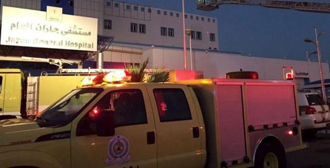 Hastanede yangın: 25 ölü 107 yaralı