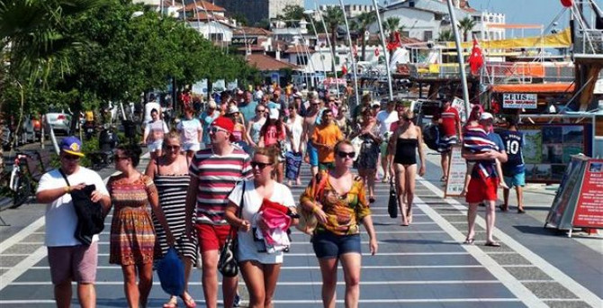 Rus turist kaybına iki alternatif
