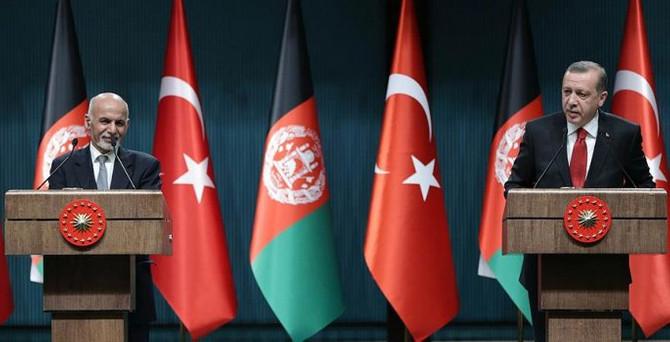 'Afganistan yalnız bırakılmamalı'