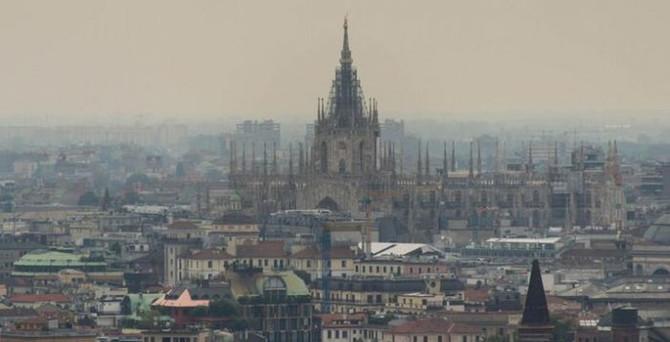 İtalya'da hava kirliliğine önlem