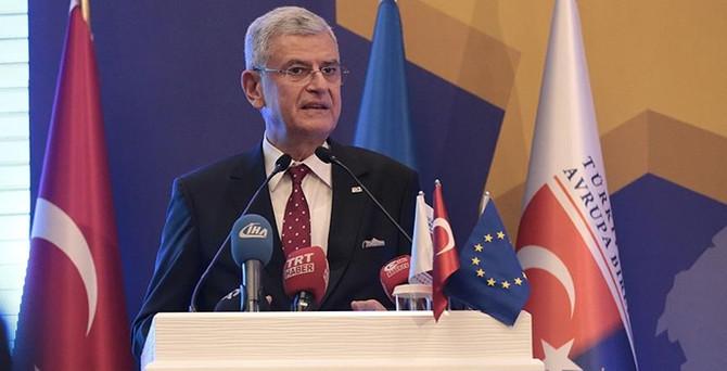 AB Bakanı Bozkır: Schengen'e vizesiz girişte mutabakat sağlandı