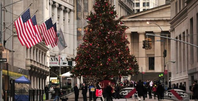 Piyasalara Noel molası