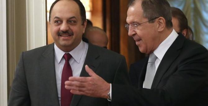 Moskova'da 'Suriye' görüşmesi