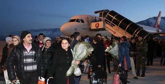 Türkiye Ahıska Türklerine kuçak açtı