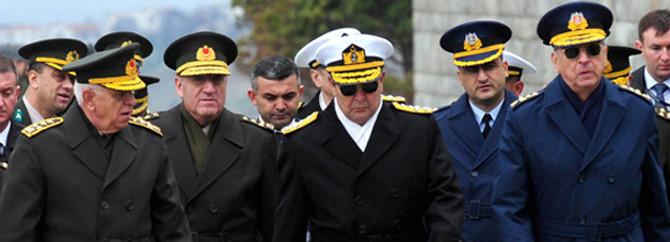 Kritik YAŞ öncesi şok: Komutanlar emeklilik istedi
