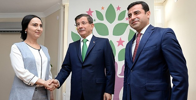 HDP ile görüşme iptal