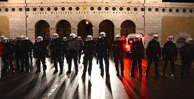 Avrupa'da terör alarmı