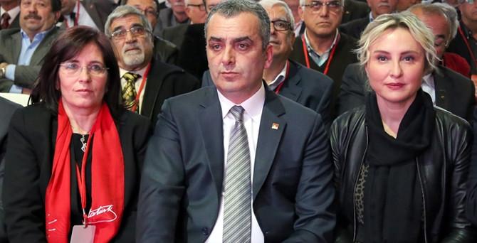 CHP Antalya'da yine Esen dedi