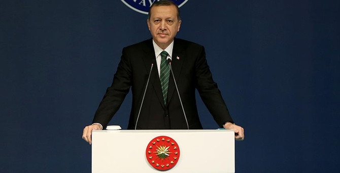 Erdoğan: Medya bağımsız olmalıdır