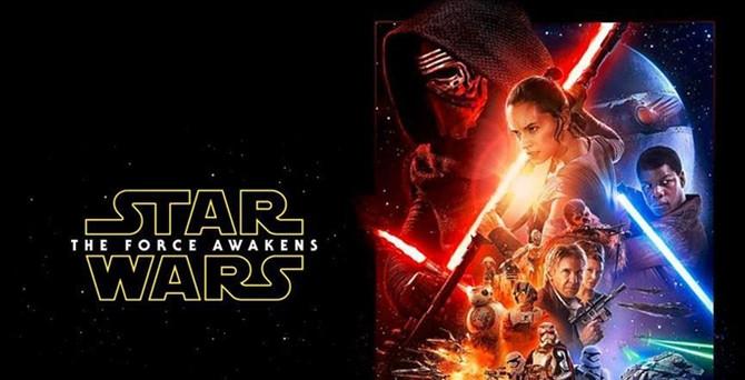 Star Wars'tan hasılat rekoru