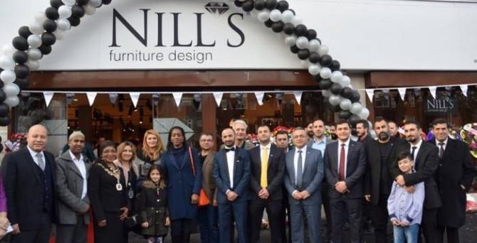 Nill's Londra'da şube açtı