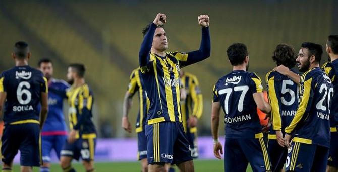 Fenerbahçe devreyi galibiyetle kapattı