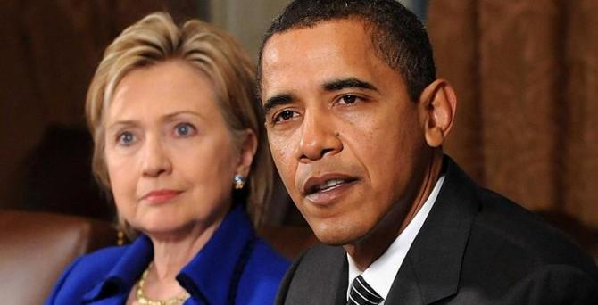 Amerikalılar en çok Obama ve Clinton'ı beğeniyor
