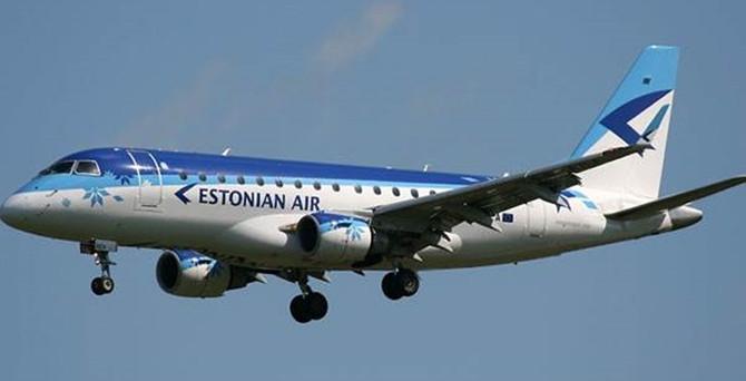 Estonian Air iflas etti