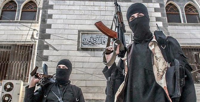Ramadi'de 200 IŞİD militanı öldürüldü