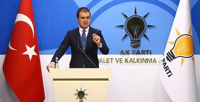 Ömer Çelik: Türkiye'nin yeni anayasaya ihtiyacı var