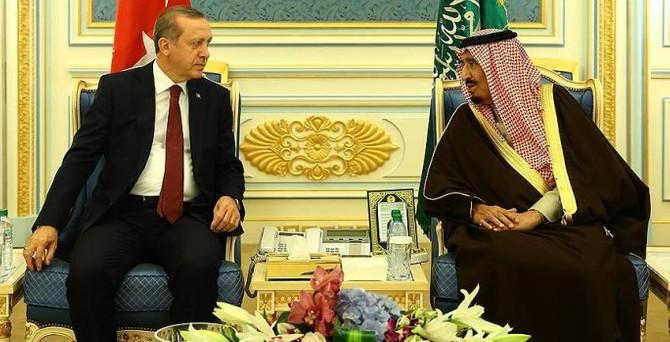 Türkiye ile S.Arabistan arasında stratejik işbirliği
