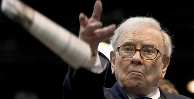 Omaha Kahini Buffet'tan dev zarar