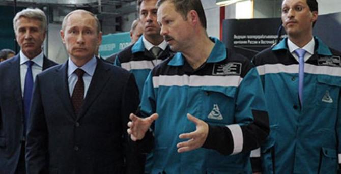 Putin'den damadına 1,75 milyar $'lık kredi