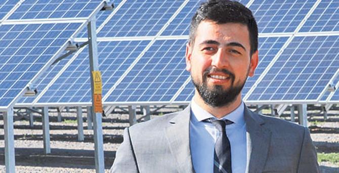"""""""Güneş kollektörü üretiminde pazara liderlik ediyoruz"""""""
