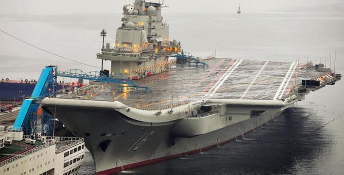 Çin ikinci uçak gemisini inşa ediyor