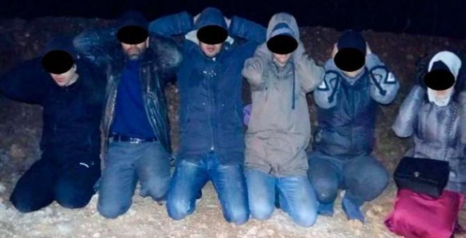 Güneydoğu'da 10 IŞİD'li yakalandı