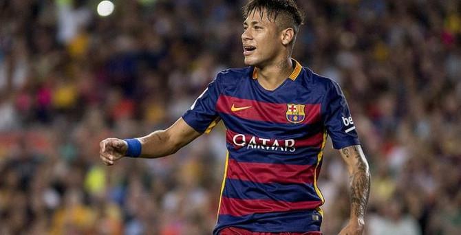 Brezilya'nın en iyisi Neymar