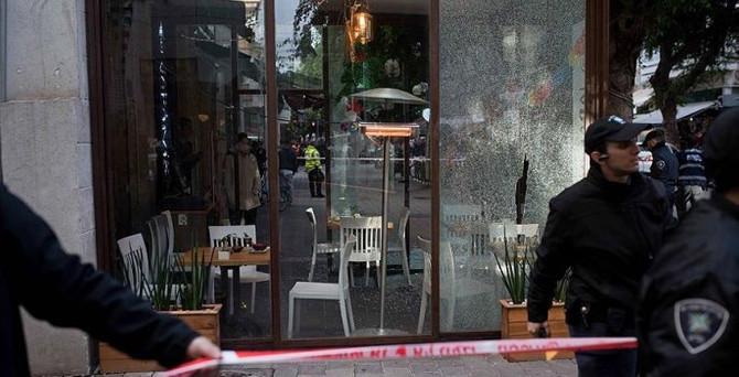 Tel Aviv'de silahlı saldırı: 2 ölü