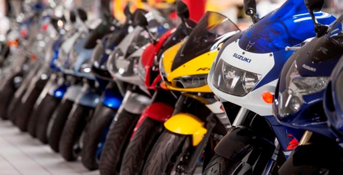 Motosiklet pazarı 2015'te küçüldü