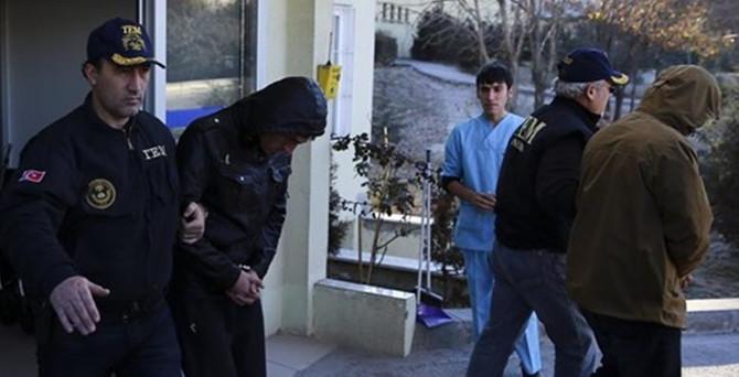 İki canlı bomba zanlısı tutuklandı