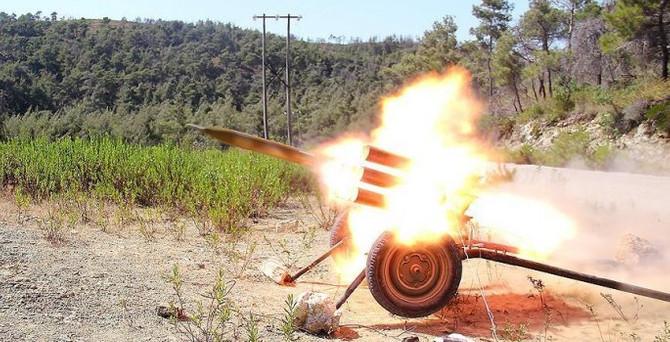 Türkmendağı'nda şiddetli çatışmalar