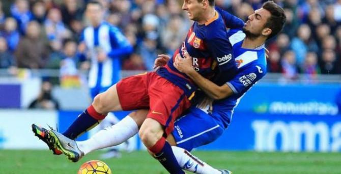 Barca'dan 2016'ya tatsız başlangıç