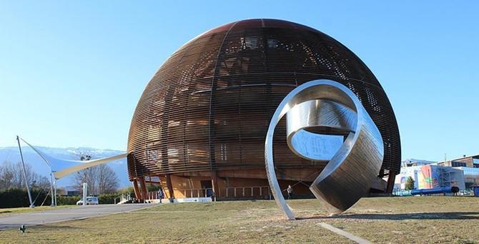 11 yıllık Türk firması CERN'e parça üretecek
