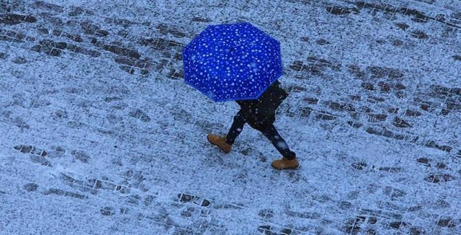Meteorolojiden 'kuvvetli kar yağışı' uyarısı