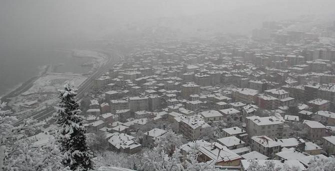 Yurt genelinde eğitime kar engeli