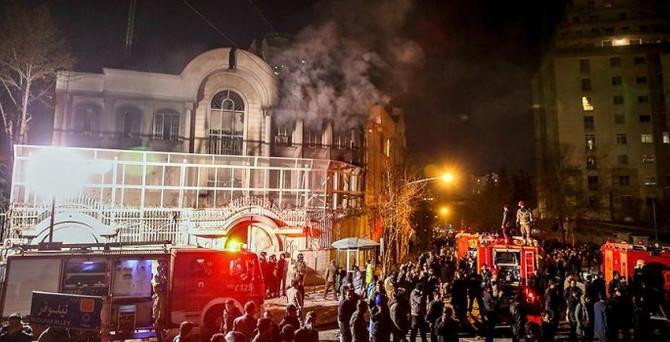 ABD, S.Arabistan'ın büyükelçiliğine yapılan saldırıyı kınadı
