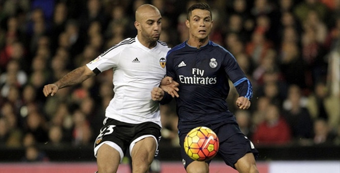 Real Madrid kaçtı, Valencia yakaladı