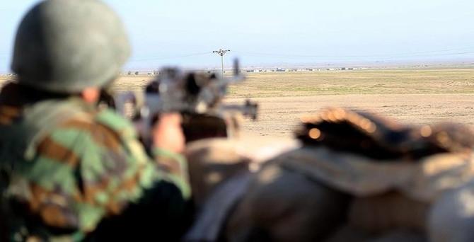 ABD ve peşmerge güçlerinden IŞİD operasyonu