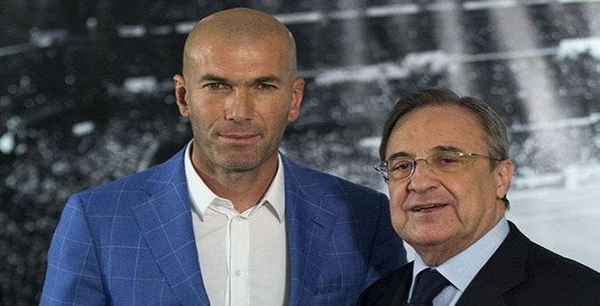 Real Madrid'te Zidane dönemi
