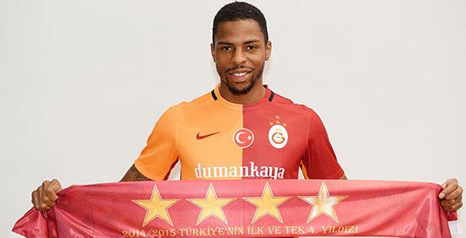 Ryan Donk, Galatasaray'da